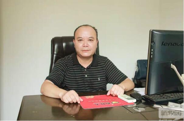 清远市养猪协会会长、清远竞博JBO|官网授权农牧股份有限公司董事长邓书文